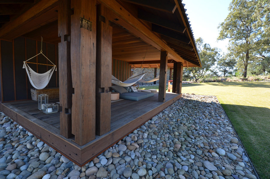 Recycled Timber Posts and Beams - Brisbane - Melbourne