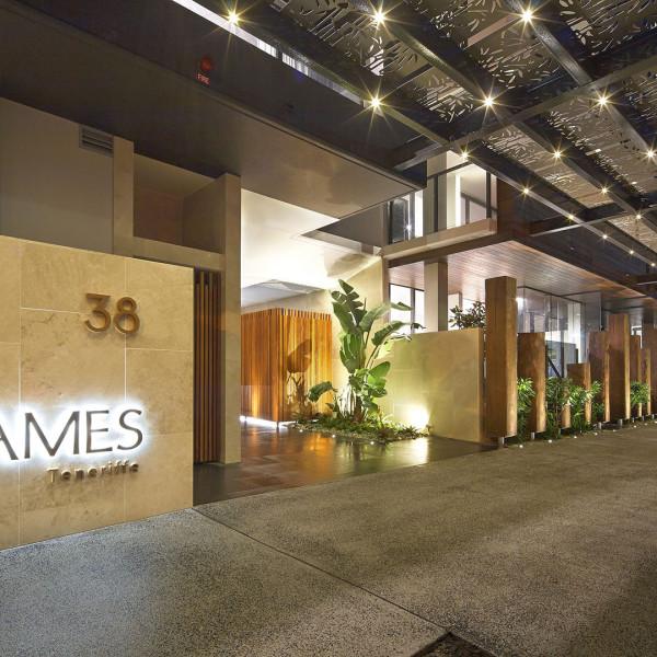The James, Teneriffe