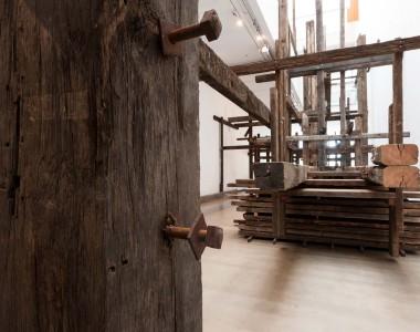 QLD Gallery of Modern Art exhibit