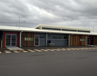 Miles Airport, QLD