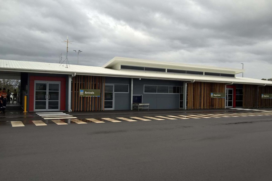Miles Airport Qld Kennedy S Timbers