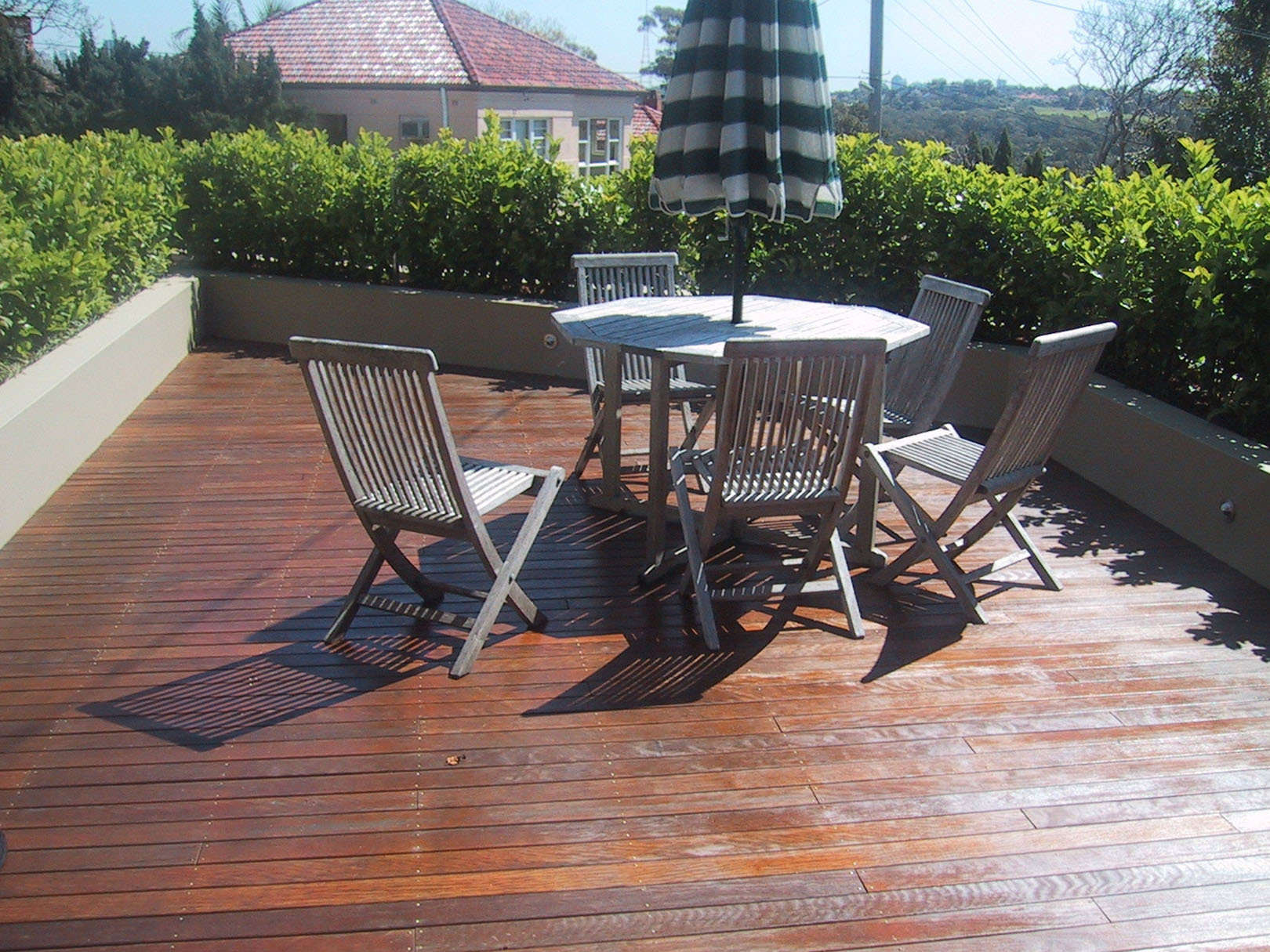 Recycled 86mm x 20mm Dressed decking