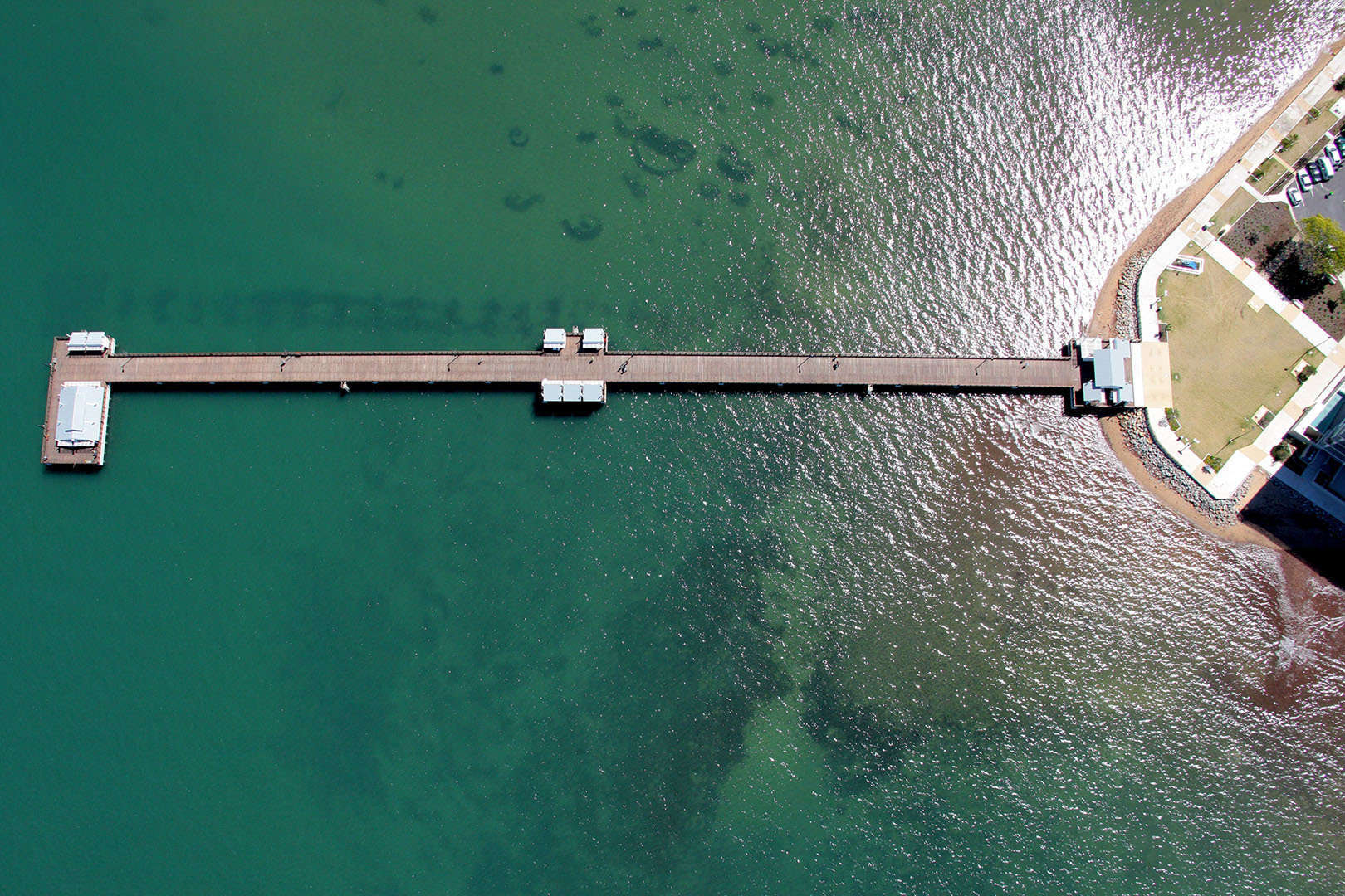 Woody Point Jetty - Kennedy's Timbers