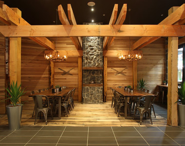 Schnitz Restaurant, Fountain Gate