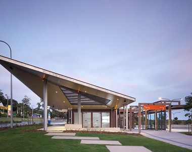 Noosa Junction Station, QLD