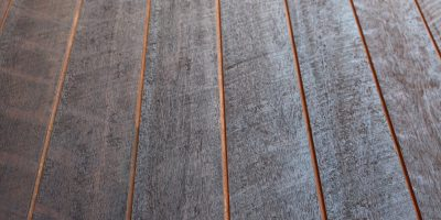 Circular Sawn Sustainably sourced Secret fixed cladding Spotted Gum - Coated with Cutek Clear (12)