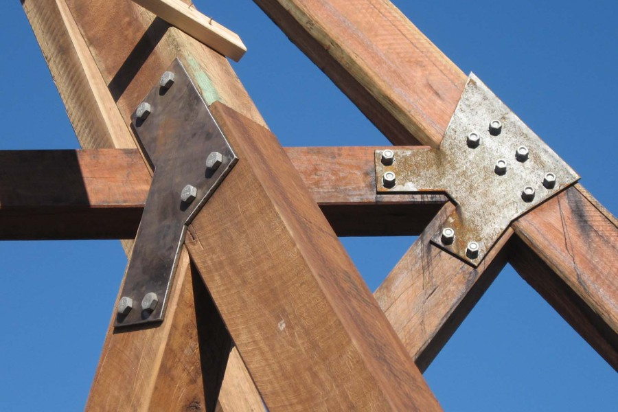 St John S Cathedral Bell Tower Brisbane Kennedy S Timbers