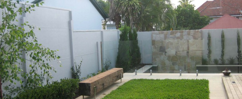 Various Residential Landscape Projects