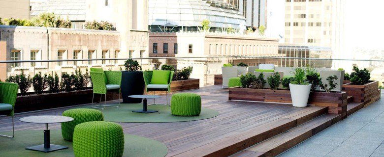Martin Place Rooftop, Sydney