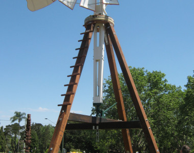 Historic Windmill, Toowoomba