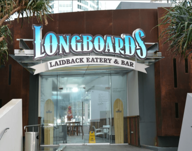 Longboards Laidback Eatery & Bar